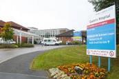 Queen's Hospital, Burton