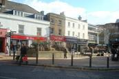 Bromley market square