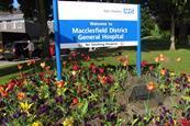 Macclesfield district general hospital