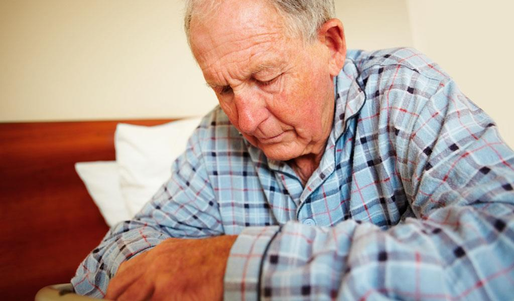 Long-term plan must end 'scandalous neglect' of over 65s