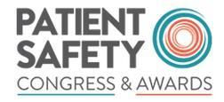 Patient Safety Congress and Awards