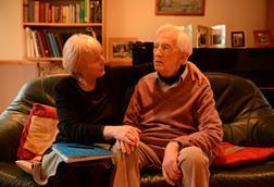 mental health depression elderly old frail