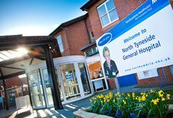 North Tyneside general hospital