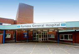Furness General Hospital, Barrow