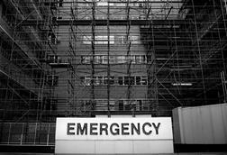 Emergency, service redesign, A&E