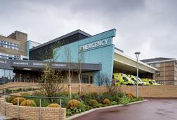 City hospital sunderland