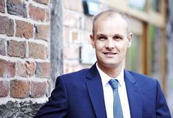 Andrew preston, ceo of de poel group (colour)
