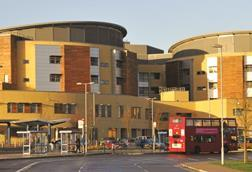 queens hospital romford