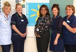 cancer care shrewsbury and telford hospitals trust