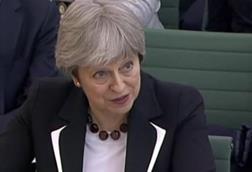 Theresa may march 2018