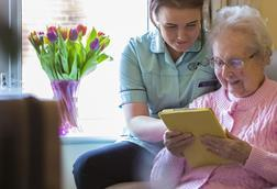 Information technology to improve patient safety four seasons health care