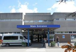 Eastbourne district hospital
