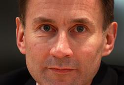 Jeremy Hunt 2014