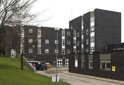 Whitby hospital