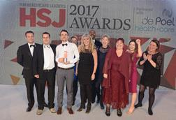 Acute Sector Innovation Winners