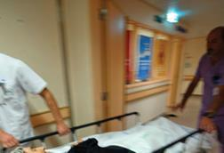 elderly hospital
