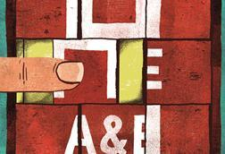 A&E sliding puzzle
