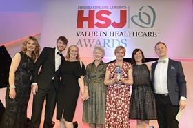 Improving the value of nhs support services