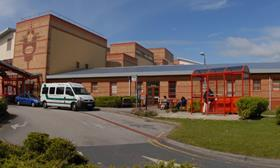 Ormskirk and district general hospital