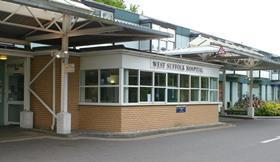 West suffolk hospital