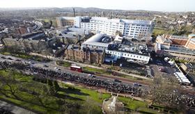 Demonstration in Lewisham