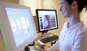 Breast cancer radiology