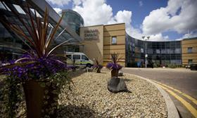 Hexham general hospital