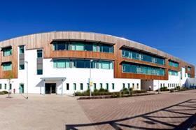 Rosberry park hospital