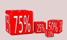 money_finance_percentages