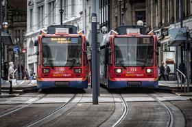 Sheffield trams