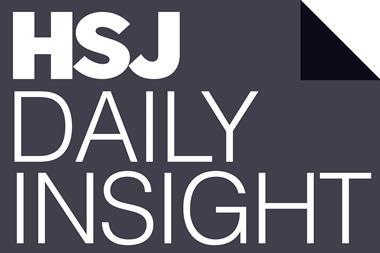 Hsj daily insight logo