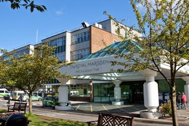 Royal marsden sutton