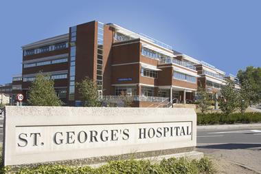 St George's Hospital