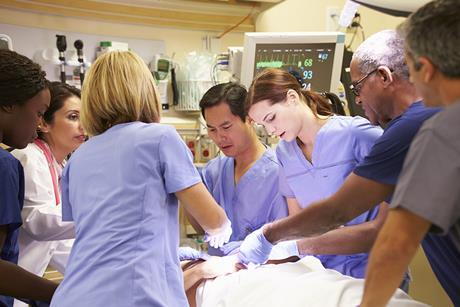 Nurse doctor hospital