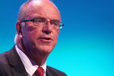 David Nicholson at Confed 2013