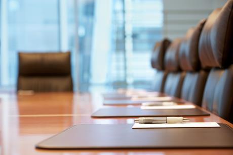 empty board room meeting