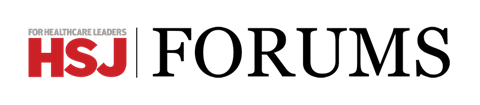 HSJ Forums logo
