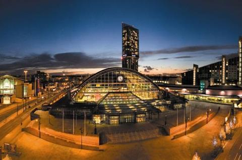 Manchester central new website