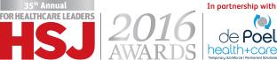 hsj awards 2016