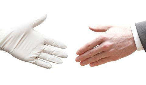 Extra pairs of hands from outside sources are vital to running the NHS but require careful management