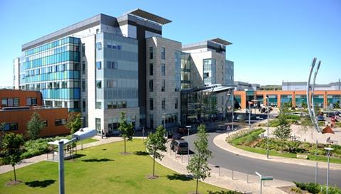 Peterborough City Hospital, Peterborough and Stamford Hospitals NHS FT
