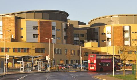 Queen's Hospital Romford