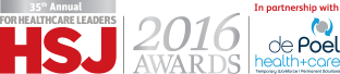 HSJ Awards 2016 logo
