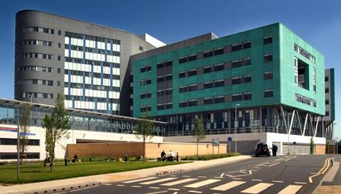 St James's University Hospital