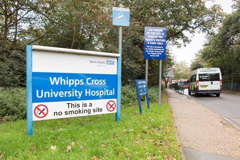Whipps Cross University Hospital