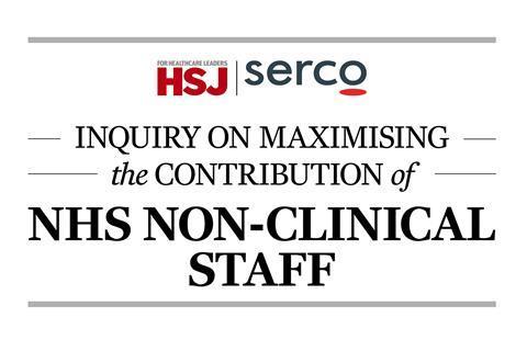 hsj serco nonclinical logo