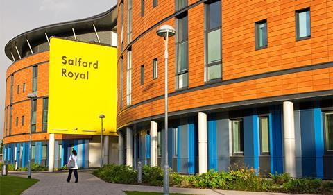 Salford Royal Foundation Trust