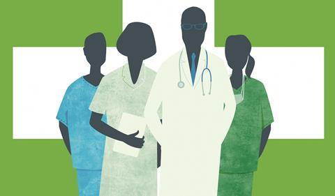 doctor nurse workforce hospital