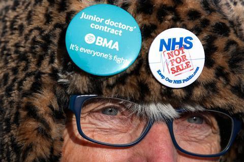 Doctor strike Jan 2016 2
