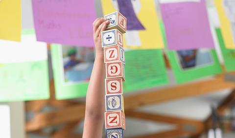 building blocks, education, youth, children's services